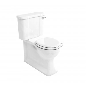 Burlington Arcade Cistern and lid with fittings - White [ARC5]