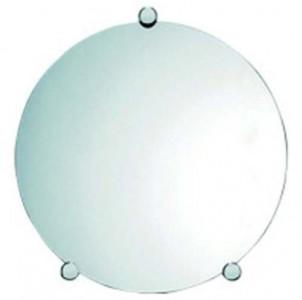 Inda Fast Block Mirror Circular Matt Edge 60cm dia   [AS1160]