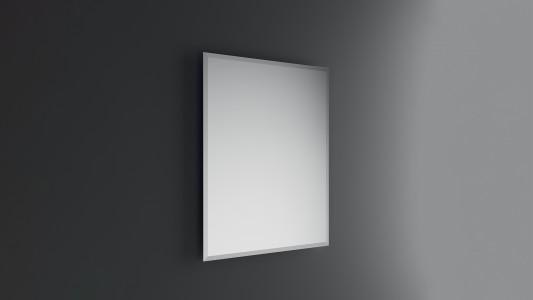 Inda Fast Block Mirror Rectangular Bevelled Edge 60 x 80h cm   [AS1320]