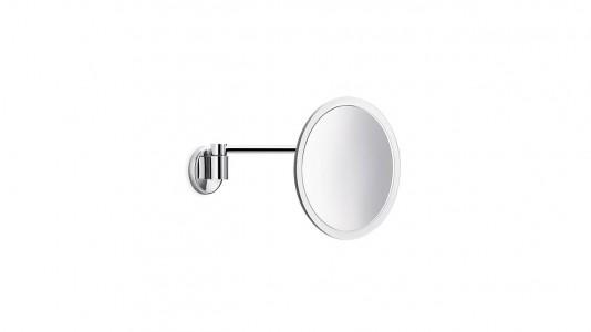 Inda Magnifying Mirror 3 x Magnification 20 x 20h x 26cm - Chrome  [AV058ECR]