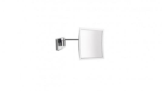 Inda Magnifying Mirror 3 x Magnification 20 x 20h x 26cm - Chrome  [AV058FCR]