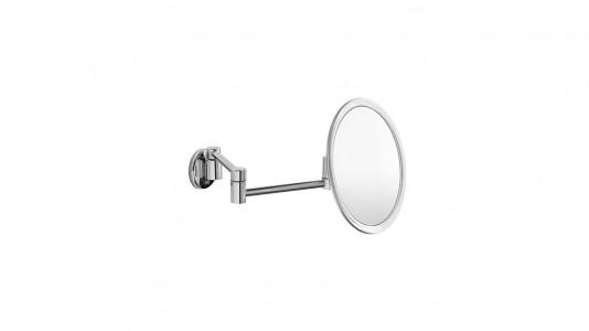 Inda Magnifying Mirror 3 x Magnification 20 x 20h x 40cm. - Chrome  [AV058LCR]