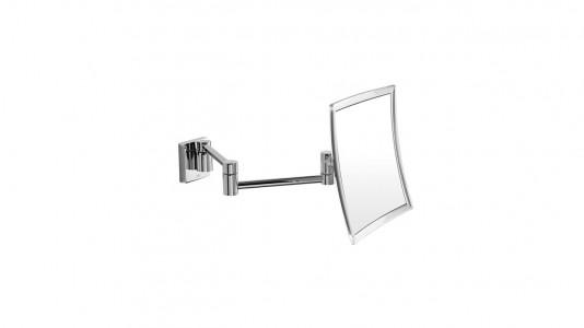 Inda Magnifying Mirror 3 x Magnification 20 x 20h x 40cm. - Chrome  [AV058MCR]