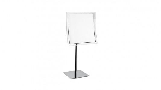 Inda Magnifying Mirror 3 x Magnification 20 x 41h x 16cm. - Chrome  [AV058QCR]
