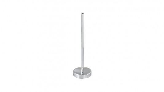 Inda Colorella Toilet Roll Holder 12dia x 43h - Chrome  [AV4284CR]