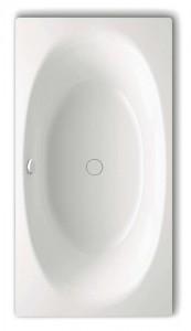 Kaldewei 286000010001 Avantgarde Ellipso Duo Double Ended Bath 1900 x 1000mm