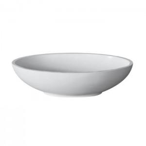 BC Designs BAB110 Tasse/Gio Basin 145 x 575mm No Tapholes Polished White