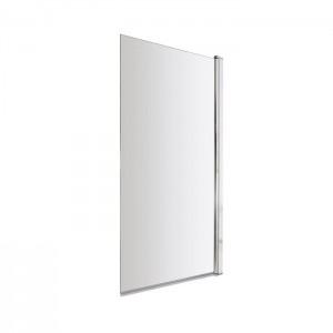 BC Designs BSS010 Solidblue Straight Bath Screen 1435 x 790mm