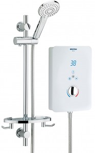 BRISTAN BLISS 8.5KW ELECTRIC SHOWER WHITE