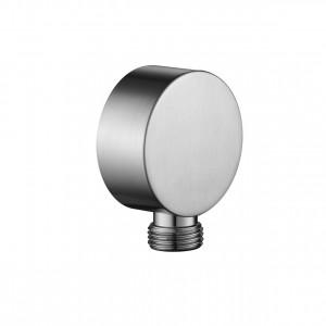 Flova BN-KIA120 Levo-BN Round Wall Outlet Elbow