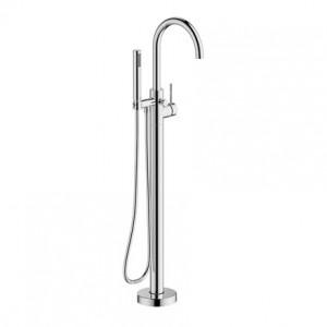 Britton Hoxton Floorstanding Bath Shower Mixer - Chrome [HOX009CP]