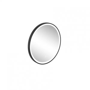Britton Hoxton LED Mirror 600 x 600h x 46mm - Black  [HOX021MB]
