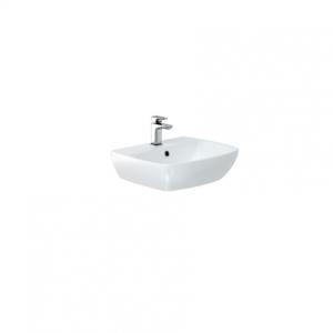 Britton My Home Basin 50cm One tap hole - White [MY50BSN1THW]