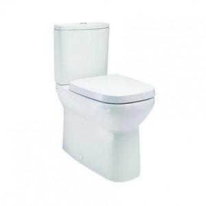 Britton Curve 2 Soft Close Toilet Seat - White [CUR2007]