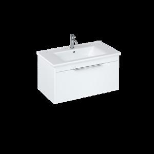 Britton My Home 50cm. One tap hole - White [MY50SCT1THW]