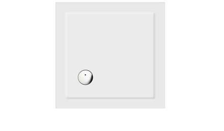 Britton Sphere Rimless Close Coupled Pan - White [15B35301]