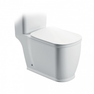 IMEX - Liberty Close Coupled WC (excluding seat)  C10150