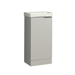 Tavistock CA400FG Cadence 40cm Cloakroom Unit - Grey