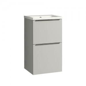 Tavistock CA500FG Cadence 50cm Floorstanding Vanity Unit - Grey