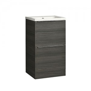 Tavistock CA500FTW Cadence 50cm Floorstanding Vanity Unit - Wood