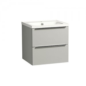Tavistock CA500WG Cadence 50cm Wall Vanity Unit - Grey
