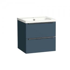 Tavistock CA500WOB Cadence 50cm Wall Vanity Unit - Blue