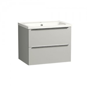 Tavistock CA600WG Cadence 60cm Wall Vanity Unit - Grey