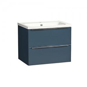 Tavistock CA600WOB Cadence 60cm Wall Vanity Unit - Blue