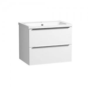 Tavistock CA600WW Cadence 60cm Wall Vanity Unit - White