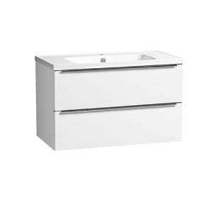 Tavistock CA800WW Cadence 80cm Wall Vanity Unit - White