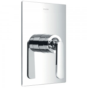 Flova CASHVO Cascade Concealed Manual Shower Mixer with Single Outlet