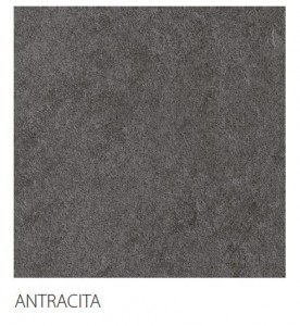 Craven Dunnill CDAZ148 Causeway Floor Tile 590x590mm - Anthracita [Pack Quantity 100]