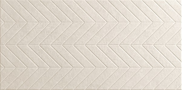 Craven Dunnill CDAZ168 Cauldbeck Wall Tile 600x300mm - Marfil Spike D