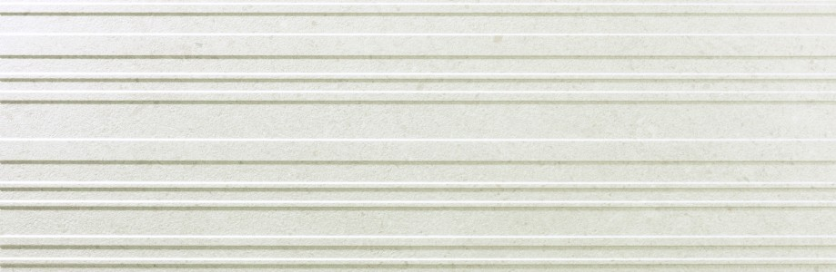 Craven Dunnill CDAZ153 Eternity Wall Tile 890x290mm - Chanel Blanco [Pack Quantity 100]