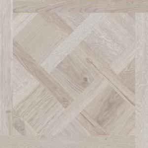 Craven Dunnill CD7W59 Oakmere Floor Tile 604x604mm - Casettone Grey [Pack Quantity 100]