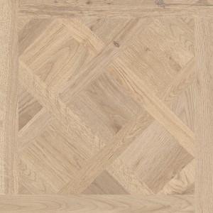 Craven Dunnill CD7W45 Oakmere Floor Tile 604x604mm - Casettone Nut [Pack Quantity 100]