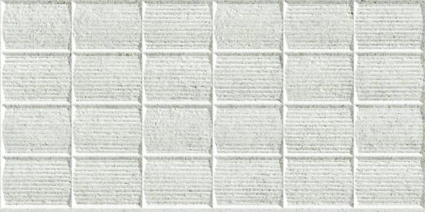 Craven Dunnill CDAR154 Pembroke Wall Tile 600x300mm - White Mosaic [Pack Quantity 100]