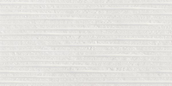 Craven Dunnill CDAR203 Sithonia Crop Decor Wall Tile 600x300mm - White [Pack Quantity 100]