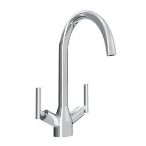 BRISTAN Chive Easyfit Sink Mixer Chrome Tap Only