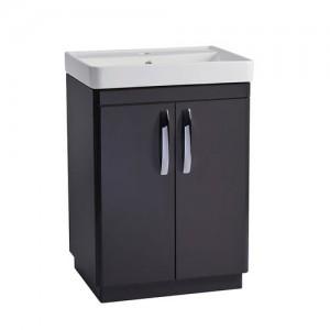 Tavistock CM600FC Compass 60cm Floorstanding Vanity Unit with Doors - Clay