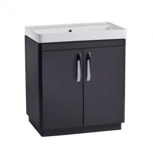 Tavistock CM800FC Compass 80cm Floorstanding Vanity Unit with Doors - Clay