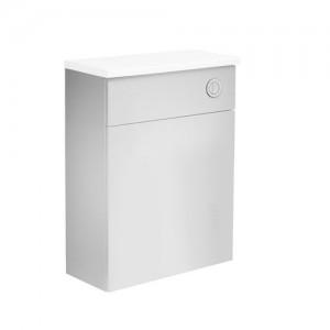 Tavistock CR6BTWW Courier WC Unit - Gloss White