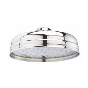 BC Designs CSC205 Victrion 8 Inch Shower Head - Chrome