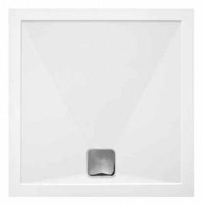 TMUK Elementary - Square  - 1000 x 1000mm - White  [D251000SQ]