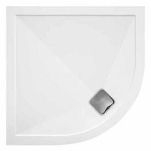 TMUK Elementary - Quadrant - 1000 x 1000mm - White  [D251000QUAD]