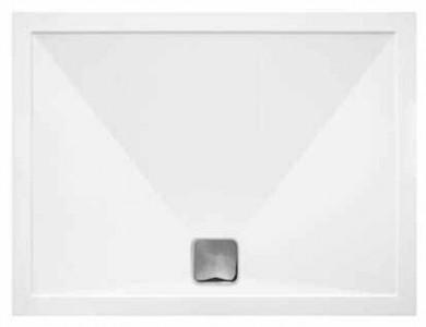 TMUK Elementary - Rectangular - 1000 x 760mm - White  [D251000X760]