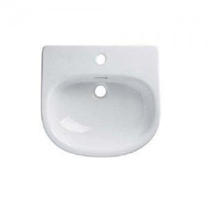Tavistock - Loft Semi-Countertop Basin 440 x 200 x 510mm - White [DC14029]