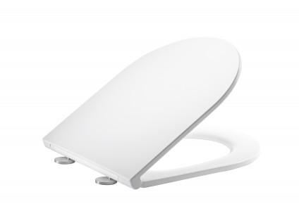 Tavistock - Lansdown Quick Release Soft Close Thermoset WC Seat - White [DC14037]