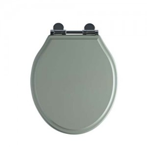 Tavistock Vitoria Soft Close WC Seat - Pebble Grey [DC4002]