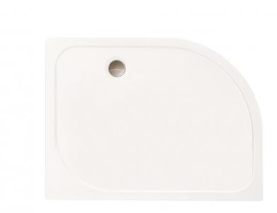 MERLYN DQRTWW Mstone - Offset Quadrant Tray with Waste